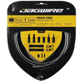Jagwire Road Pro Brake Cable Kit, ice grey